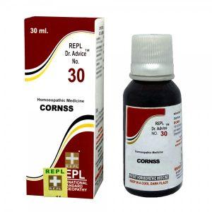 REPL Dr. Advice No 30 (Corns) (30ml)